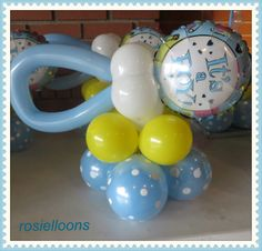 Balloon Soother / Pacifier