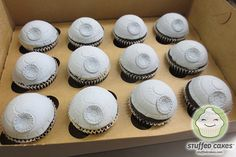 Delectable Death Star Cupcakes - Project-Nerd