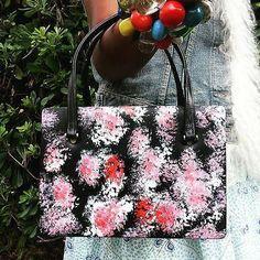 BORSA PELLE ECO CUSTOMIZER Bag Purse Made in Italy MAREDLA ORIGINAL VINTAGE