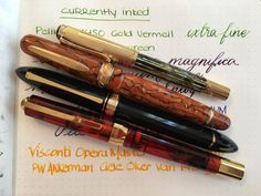 Currently Inked - June 17. 2017