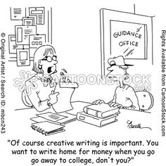 Importance of creative writing