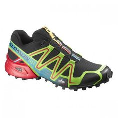 Salomon Scarpe Donna X-Tour 2 W, Granny Green/Slateblue/Mystic Purple (Size EU 38 2/3 UK 5.5)