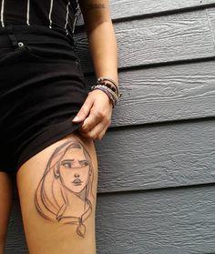 pocahontas tattoo6