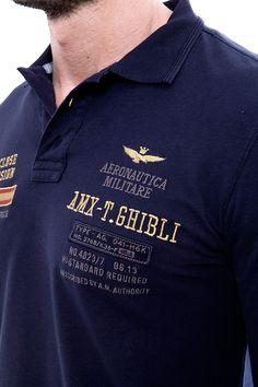 Aeronautica Militare POLO M.L. - Fall/Winter 15