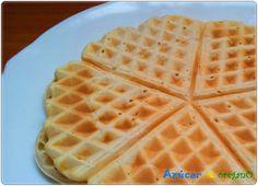Gofres vol. I Cooking Ideas, Waffles, Breakfast, Food, Belgium Waffles, Morning Coffee, Eten, Waffle