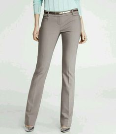With styles ranging from maxi dresses to jeans to women's tops, we have what you're looking for in outfits for women. Classy Work Outfits, Office Outfits Women, Cool Outfits, Trousers Women, Pants For Women, Clothes For Women, Business Outfits, Business Attire, Office Fashion