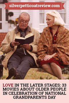 Love in the Later Stages: 33 Movies About Older People in Celebration of National Grandparents Day romanticmoviesonnetflix Best Movies List, Good Movies On Netflix, Good Movies To Watch, Old Movies, Movies Online, Period Romance Movies, Romance Film, Older Couples, Tv Couples