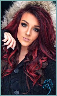 62 Trendy Hair Color Highlights Red Black Haircolor Source by merrillhewgill Hair makeup looks Hair Color Highlights, Red Hair Color, Red Black Hair, Black Hair With Red Highlights, Red Hair With Black Tips, Red Hair With Purple, Black Highlighted Hair, Black Colored Hair, Pink Hair