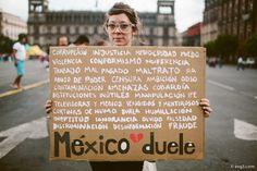 México duele...