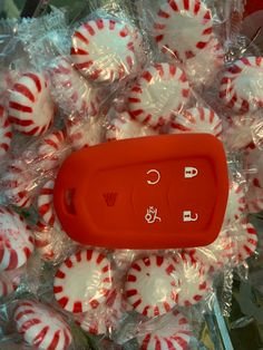 Silicone 5 Button Key Remote Rubber Protective Case Cover Jacket for Cadillac Key Covers, Car Keys, Cadillac, Accessories, Jewelry