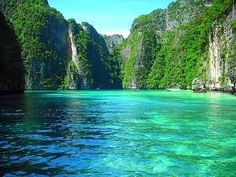 """Koh Phi Phi Don Lagoon, Thailand 