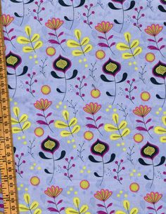 Lavender with Chartreuse & Violet Fuchsia by julies5150world