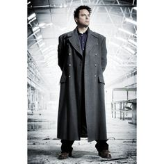 Torchwood ❤ liked on Polyvore featuring doctor who, torchwood, john barrowman and people