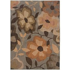 I pinned this Whitney II Rug in Multi from the Oak Orchard Studios event at Joss and Main!