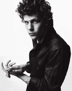 jessy eisenberg. He's weirdly cute to me.