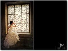 beautiful window light portrait