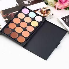 15-Color-Contour-Makeup-Concealer-Face-Powder-Camouflage-Neutral-Palette-Set-Kit