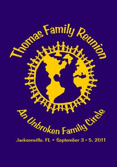 Family Reunion Shirt Customizable for your family