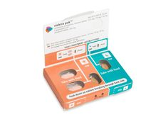 Abbvie - Viekira pak packaging - clear and concise medication direction.