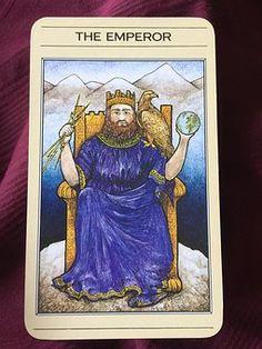 Magiczny Świat Wróżb i Przepowiedni: CESARZ Upór i Wytrwałość czy To Jego Siła...??!! Emperor, Baseball Cards, Ancient Egypt, Priest, Astrology Signs, Stars