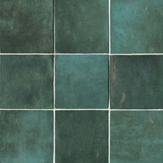Bedrosians Cloe Green x Ceramic Deco Wall Tile (Common: x Actual: x at Lowe's. The Cloe collection is a hand crafted artisan style ceramic wall tile. Ceramic Subway Tile, Ceramic Mosaic Tile, Glazed Ceramic, Subway Tiles, Porcelain Tile, Style Tile, Color Tile, Tile Floor, Home Improvement