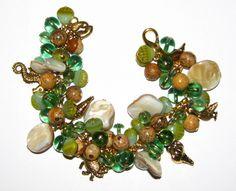 Julia Bristow Beach Charm Bracelet