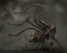 How the Dead Space 3 team created new hellish monsters