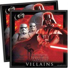 Star Wars Heroes, Servetter 20 st
