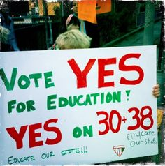 Yes for Education