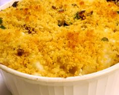 Sun Dried Tomato Mac and Goat Cheese