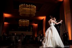 Langham Hotel: A Chicago Wedding Venue. -Steve Koo Photography. See more wedding venues at https://stevekoophotography.com