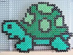 Image result for turtle perler bead