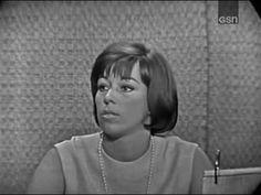What's My Line? - Carol Burnett; Buddy Hackett [panel] (Feb 16, 1964)