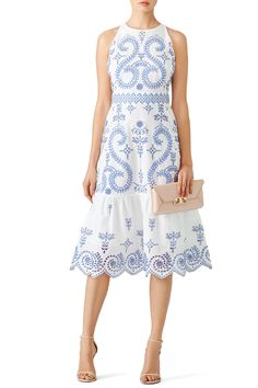 dcffd10265 Rent Floral Mariana Dress by Tory Burch for  120 only at Rent the Runway.  Honeymoon