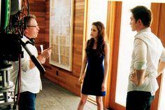 BTS: Breaking Dawn 2 - Kristen, Rob, and director, Bill Condon