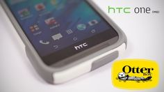 HTC One M8 - Otterbox Commuter Case Review