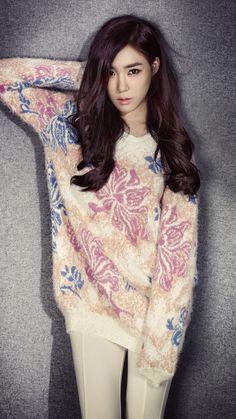 Korean Magazine Lovers: Photo Tiffany. SNSD