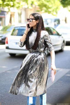 # Gilda Ambrosio, Paris. (Will you meet my fashion-eye)