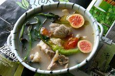 Pork and Guava Soup (Sinigang na Baboy sa Bayabas)
