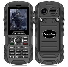 >> Click to Buy << original Huadoo H1 IP68 waterproof Outdoor Old Man Dual Sim Mobile Phone Russia keyboard FM flashlight MP3 BT 2000mAh CellPhone #Affiliate