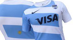 New argentinean rugby team jersey / La nueva camiseta de los Pumas!