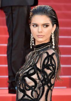 Kendall Jenner: http://www.stylemepretty.com/2016/05/18/award-winning-beauty-looks-from-the-cannes-film-festival/