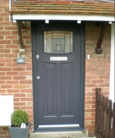 The 12 best painted pvc front door images on Pinterest   Painted ...