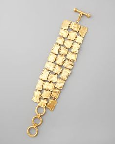 Link Bracelet by Dina Mackney at Neiman Marcus.