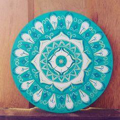 Mandala para o signo de Aquário by Cida Sales