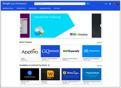Google Apps For Work Passes 2M Paid Businesses, Now Vets And Recommends 3rd-Party Apps