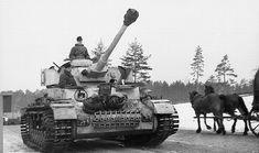 Panzerkampfwagen IV (Pz.Kpfw. IV)(Sd.Kfz.161) wit Winterketten