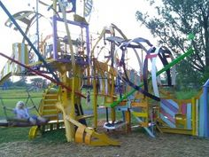 Franconia Sculpture Park - Not Quite The Twin Cities, But I'll Claim It Anyway