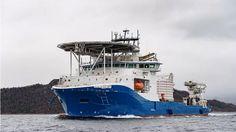 SALT 306 CLV fra Salt Ship Design finished. It is blue due to a shift in ownership.