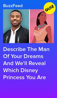 Describe The Man Of Your Dreams And We'll Reveal Which Disney Princess You Are Disney Quiz, Disney Facts, Disney Pixar, Disney Personality Quiz, Personality Quizzes, Best Buzzfeed Quizzes, Teen Celebrities, When Im Bored, Perfect Boyfriend